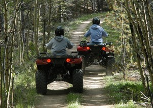 Breckenridge ATV Tours & Four Wheeler Rentals