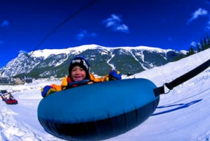 Breckenridge Tubing & Sledding