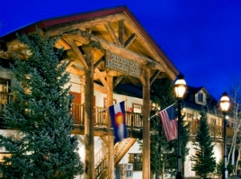 Breckenridge Motel Accommodations