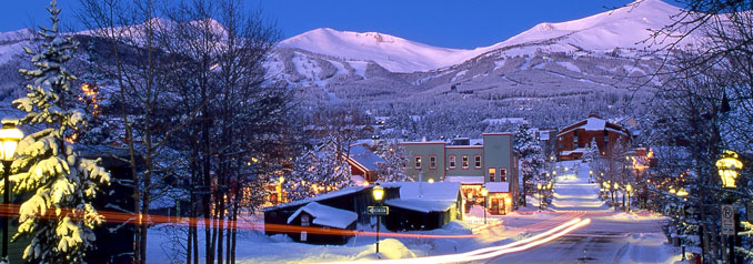Denver To Breckenridge Private Car Service Breckenridge